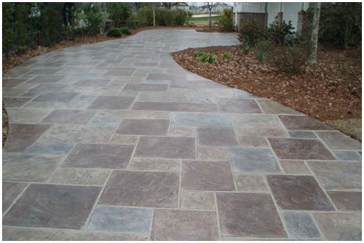 Charleston Sc Stamped Concrete Contractors Concrete