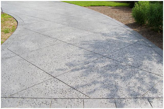 Stamped Concrete Expansion Joints : Charleston sc stamped concrete contractors